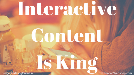 content is king for any business.