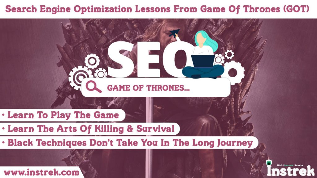 SEO lessons from Game of Thrones