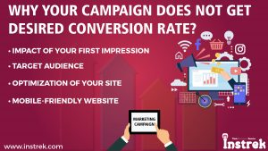 Why your Campaign does not get desired Conversion Rate?