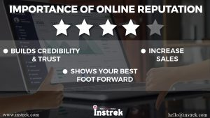 Importance of Online Reputation